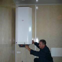 Установка водонагревателя в Череповце. Монтаж и замена бойлера г.Череповец.